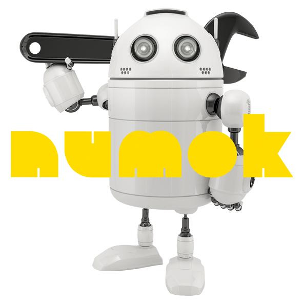 Robot Numok