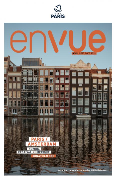 couverture du en vue septembre octobre 2019