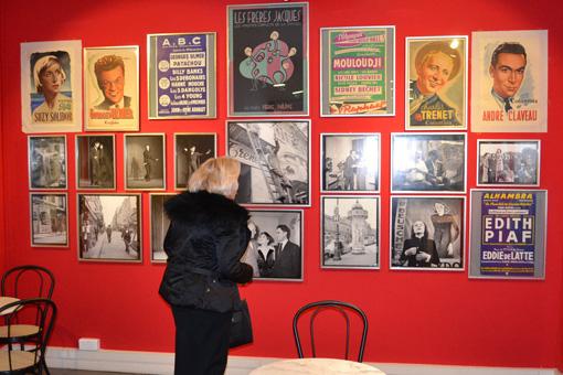 exposition Paris en chansons