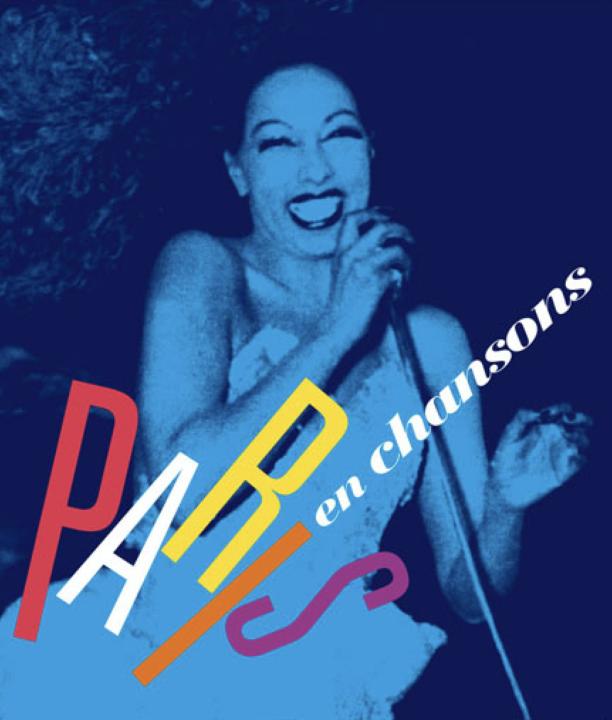 Paris en chansons, exposition à la Galerie des bibliothèques