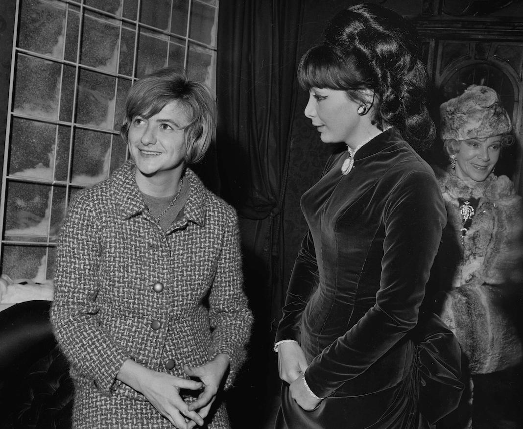 Exposition F. Sagan, de Bonjour Tristesse à Derrière l'épaule à la médiathèque Françoise Sagan