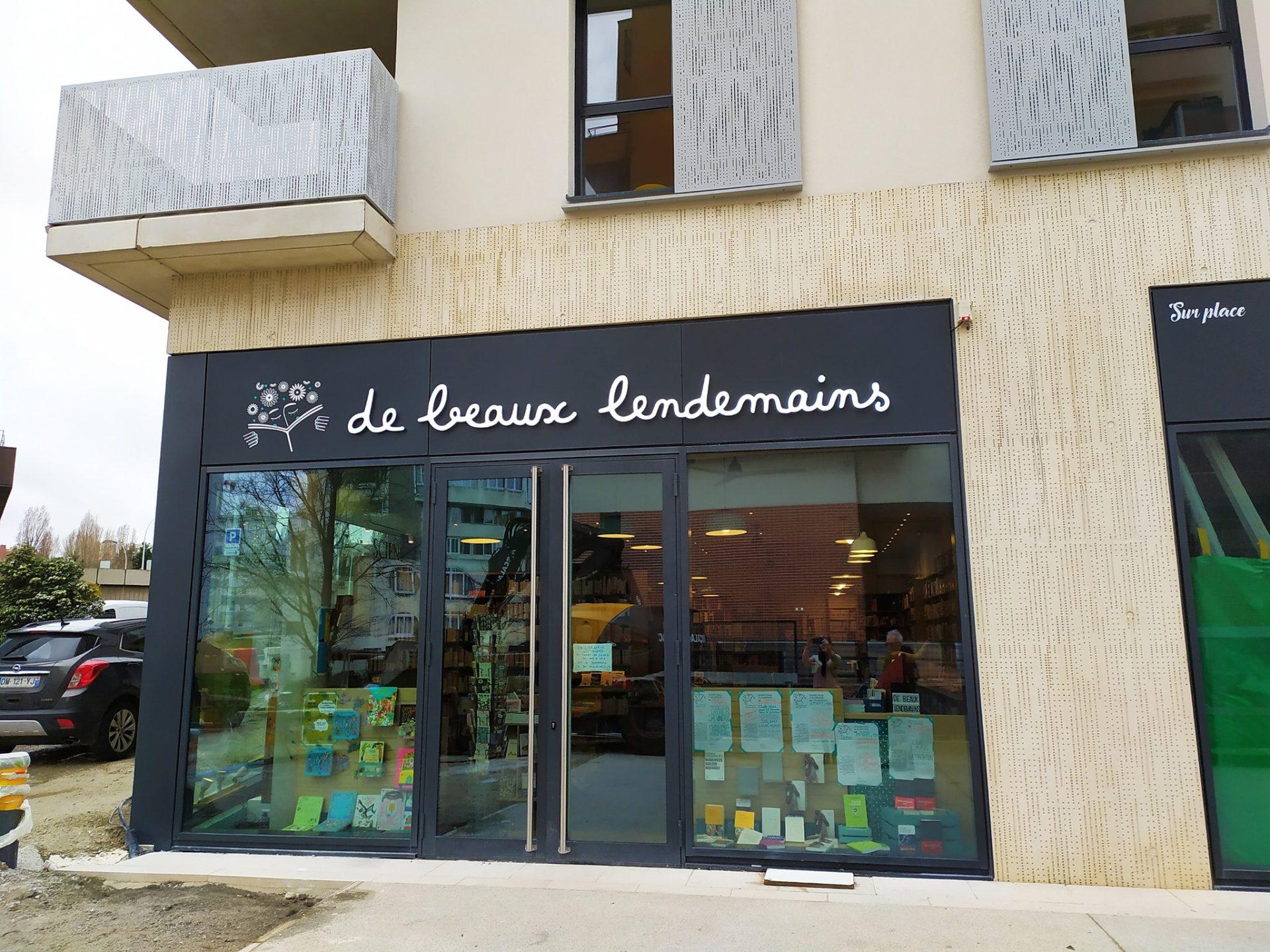 Librairie De beaux lendemains