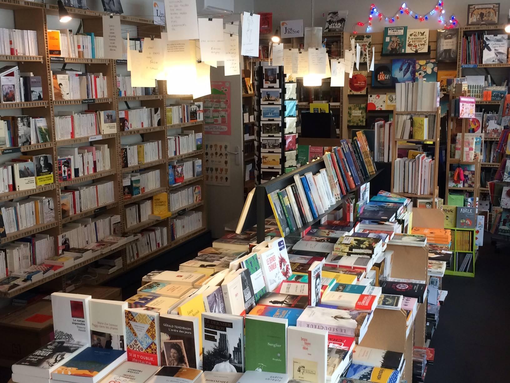 Librairie le Méandre